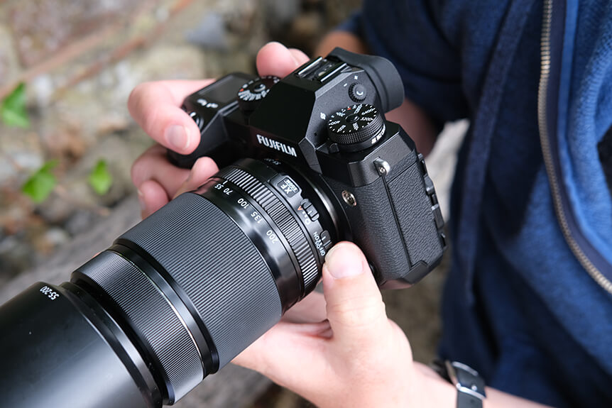 Learn photography with Fujifilm, Image Stabilization Explained