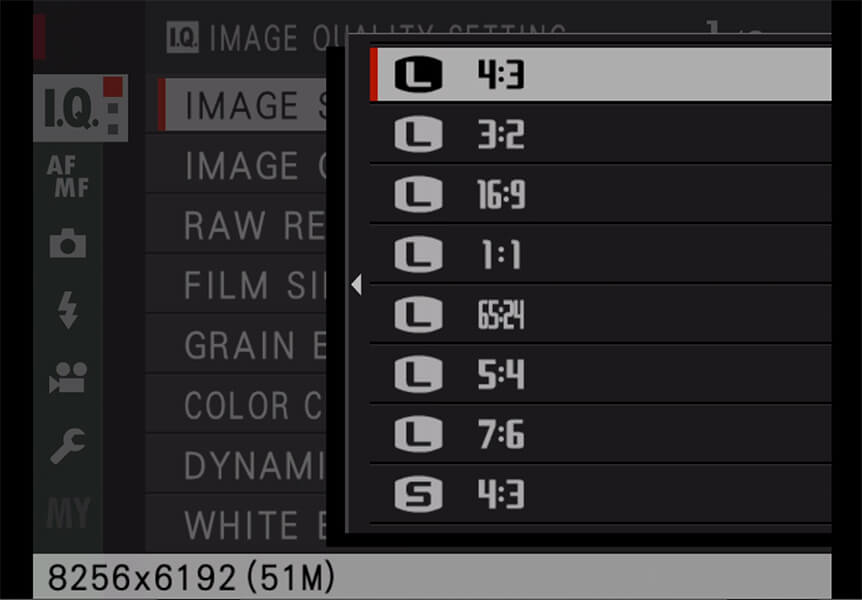 Learn photography with Fujifilm, Explore Aspect Ratios with GFX