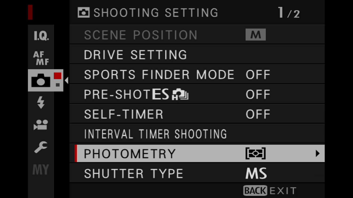 Learn photography with Fujifilm, Which Metering Mode Should You Choose?