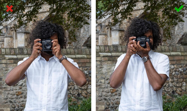 Learn photography with Fujifilm, 5 Ways to Beat Camera Shake