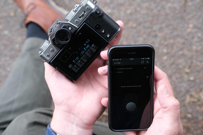 Learn photography with Fujifilm, camera shake