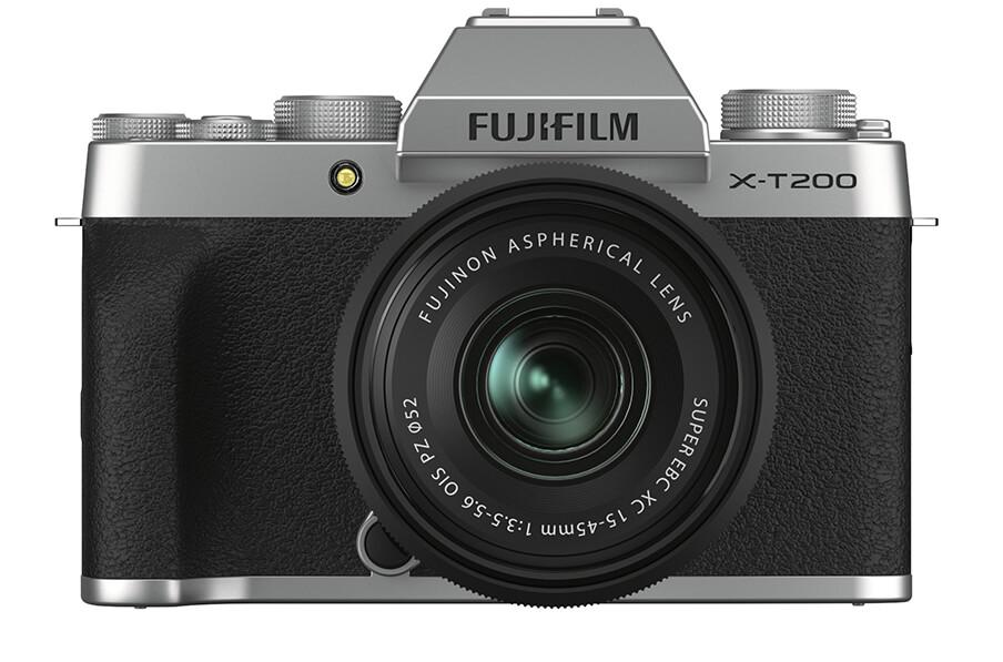 Fujifilm XT200 Mirrorless Camera